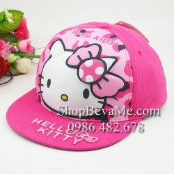 Mũ Hiphop Hello Kitty